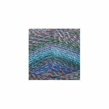 Marble Chunky Yarn - Multi coloured (200g)