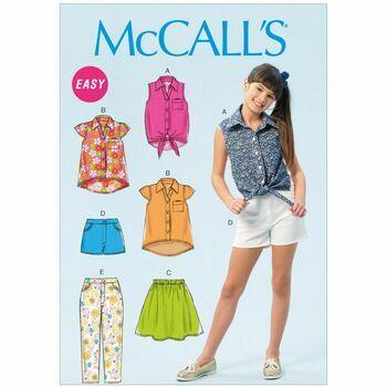 McCalls pattern M6951