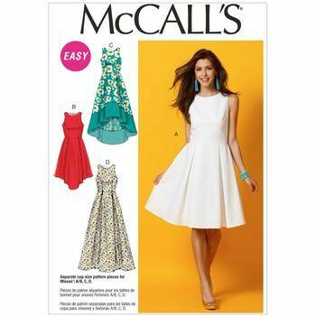 McCalls pattern M6953