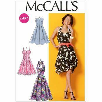 McCalls pattern M6956