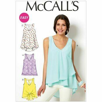 McCalls pattern M6960