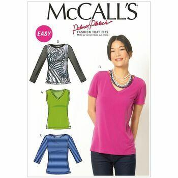 McCalls pattern M6964