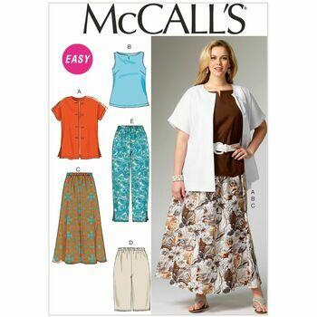 McCalls Pattern M6970