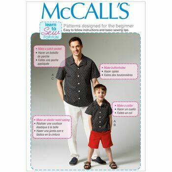 McCalls pattern M6972