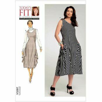 Vogue pattern V1297