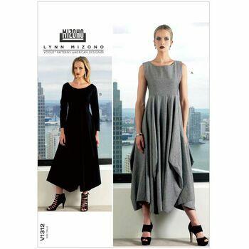 Vogue pattern V1312