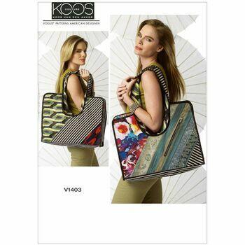 Vogue pattern V1403
