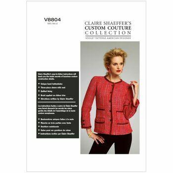 Vogue pattern V8804