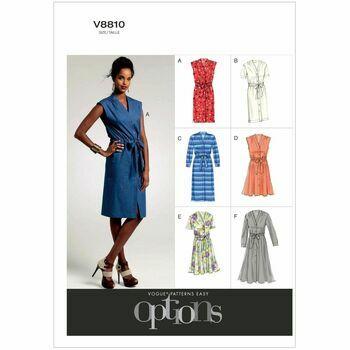 Vogue pattern V8810