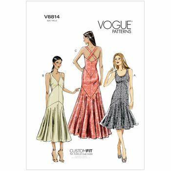 Vogue pattern V8814