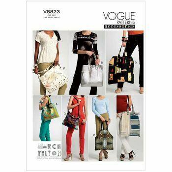 Vogue pattern V8823