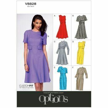 Vogue pattern V8828
