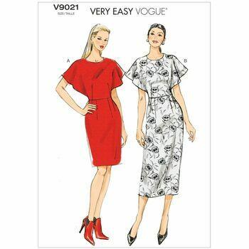 Vogue pattern V9021