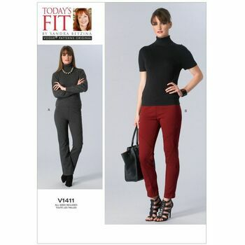 Vogue pattern V1411