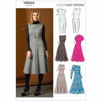Vogue pattern V9025