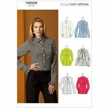 Vogue pattern V9029