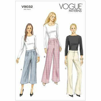Vogue pattern V9032