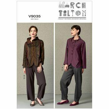 Vogue pattern V9035