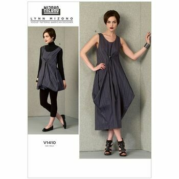 Vogue Pattern V1410 Misses' Dress
