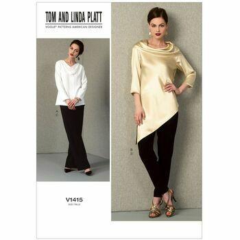 Vogue pattern V1415