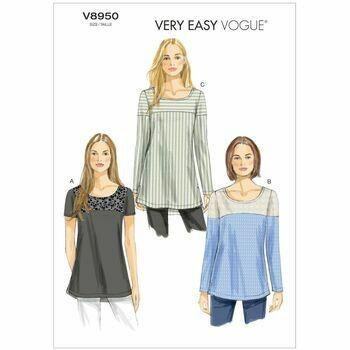 Vogue pattern V8950