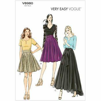Vogue pattern V8980