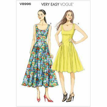 Vogue pattern V8996