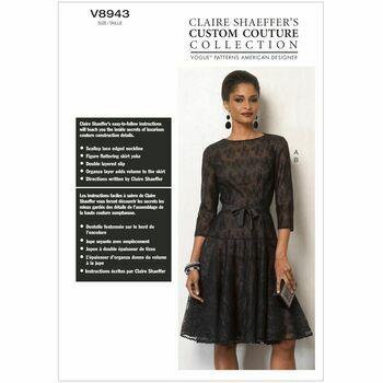 Vogue pattern V8943