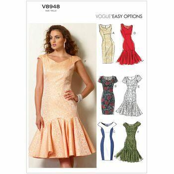 Vogue pattern V8948