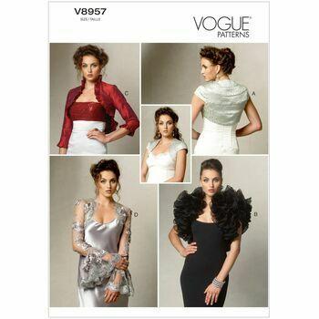 Vogue pattern V8957