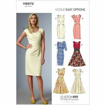 Vogue pattern V8972