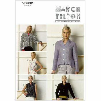 Vogue pattern V8982