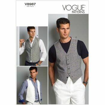 Vogue pattern V8987