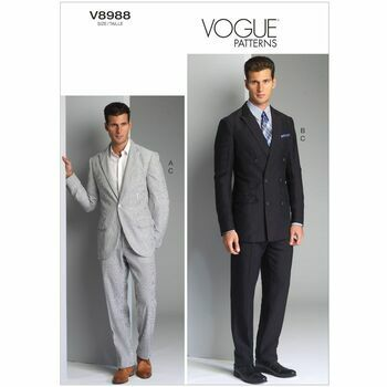 Vogue pattern V8988