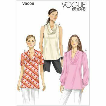 Vogue pattern V9006