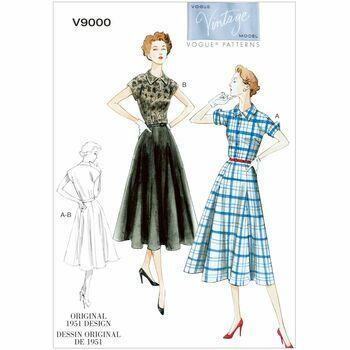 Vogue pattern V9000