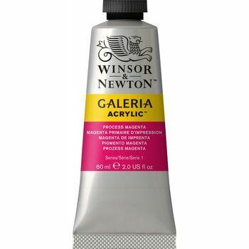 Winsor & Newton Galeria Acrylic Colour Paint 60ml - Pro Magenta