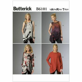 Butterick pattern B6101