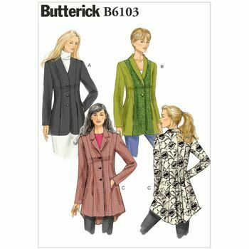 Butterick pattern B6103