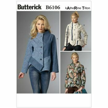 Butterick pattern B6106