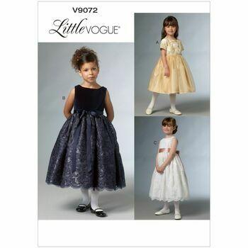 Vogue pattern V9072