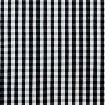 Clarke & Clarke - Ticking Stripes - Coniston Charcoal