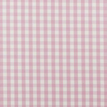 Clarke & Clarke - Ticking Stripes - Coniston Pink