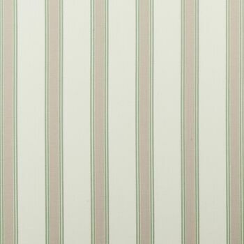 Clarke & Clarke - Ticking Stripes - Oxford Sage