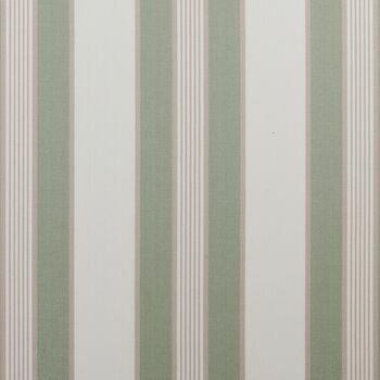 Clarke & Clarke - Ticking Stripes - Regatta Sage