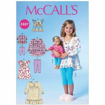McCalls pattern M7043