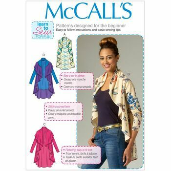 McCalls pattern M7055