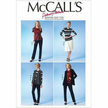 McCalls pattern M7059