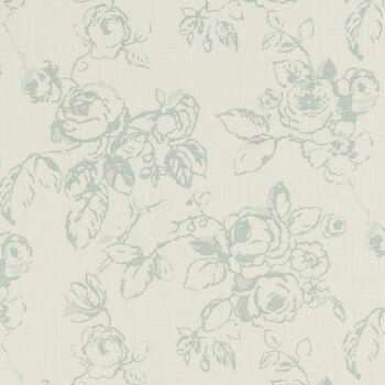 Clarke & Clarke - Clarisse Fabrics - Delphine Duckegg