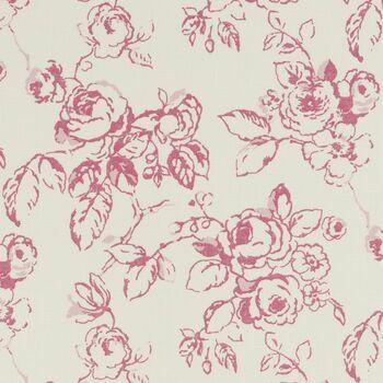 Clarke & Clarke - Clarisse Fabrics - Delphine Raspberry